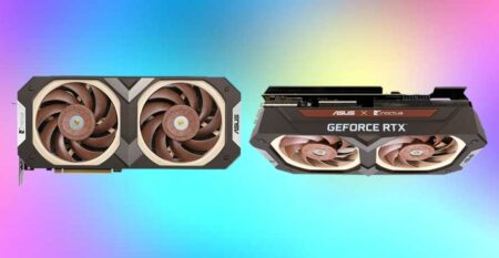 New Asus and Noctua RTX 3070 Edition Gets Official