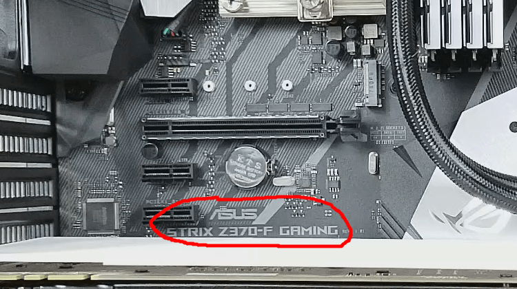 What Motherboard Do I Have